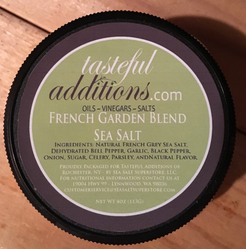 French Garden Blend Sea Salt