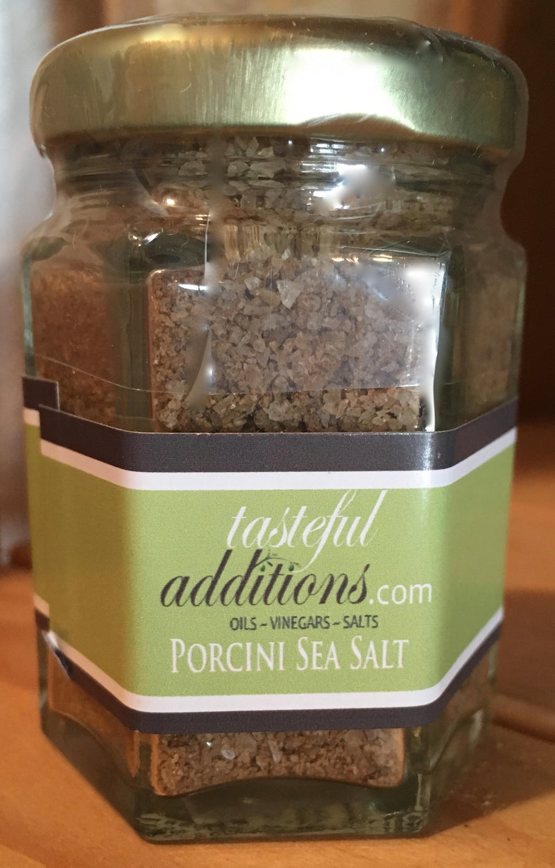 Porcini Sea Salt