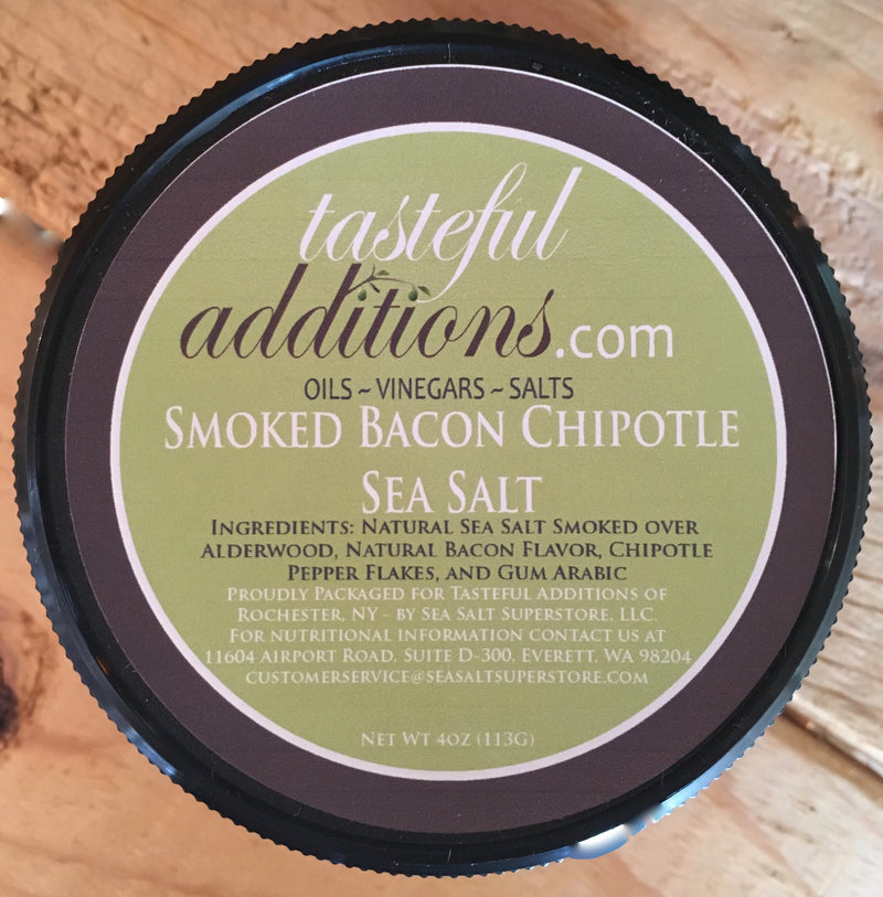 Smoked Bacon Chipotle Sea Salt