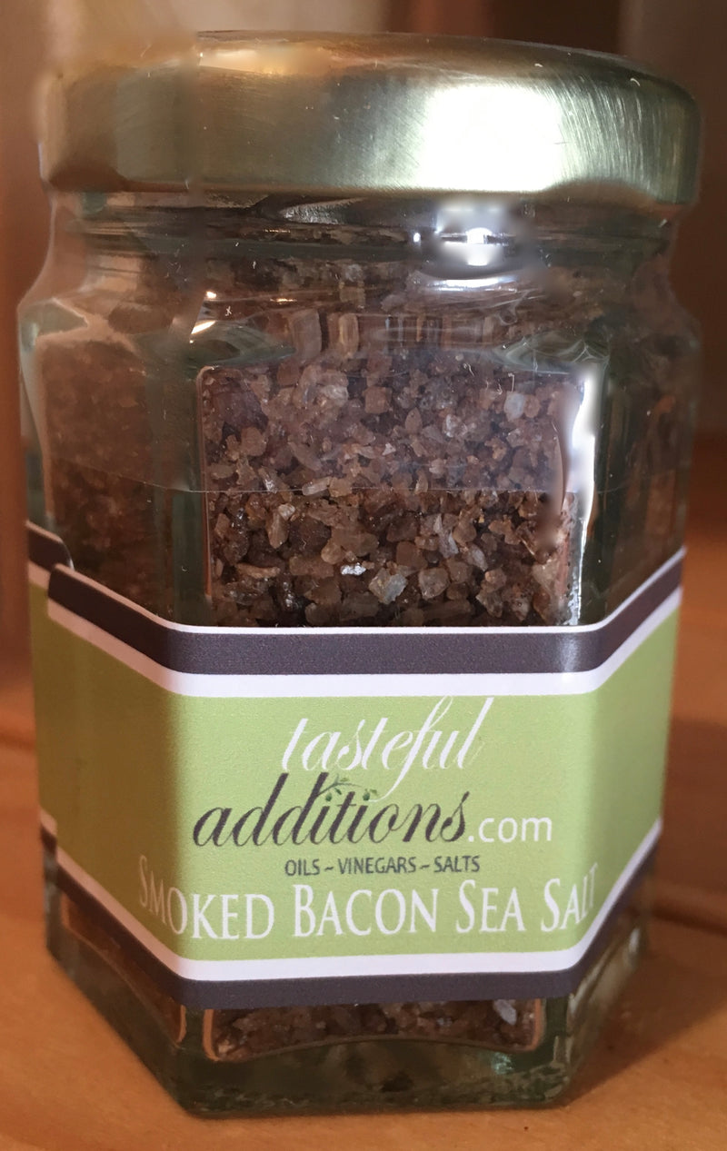 Smoked Bacon Sea Salt