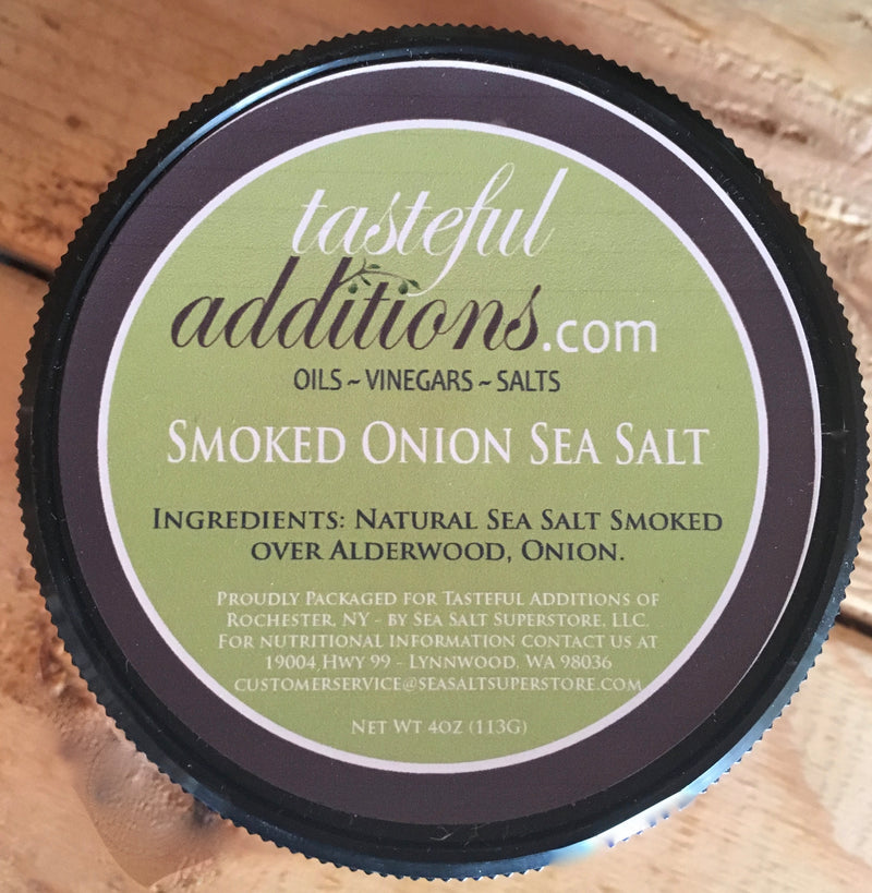 Smoked Onion Sea Salt