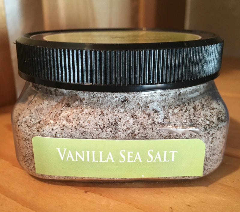 Vanilla Sea Salt