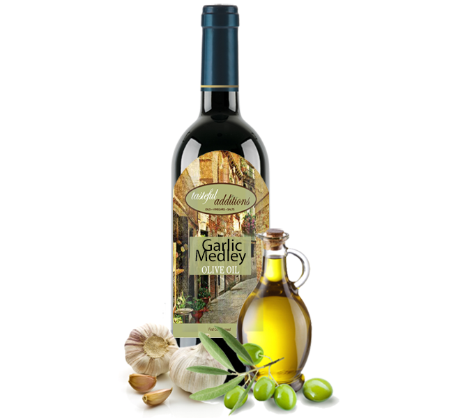 Garlic Medley Olive Oil