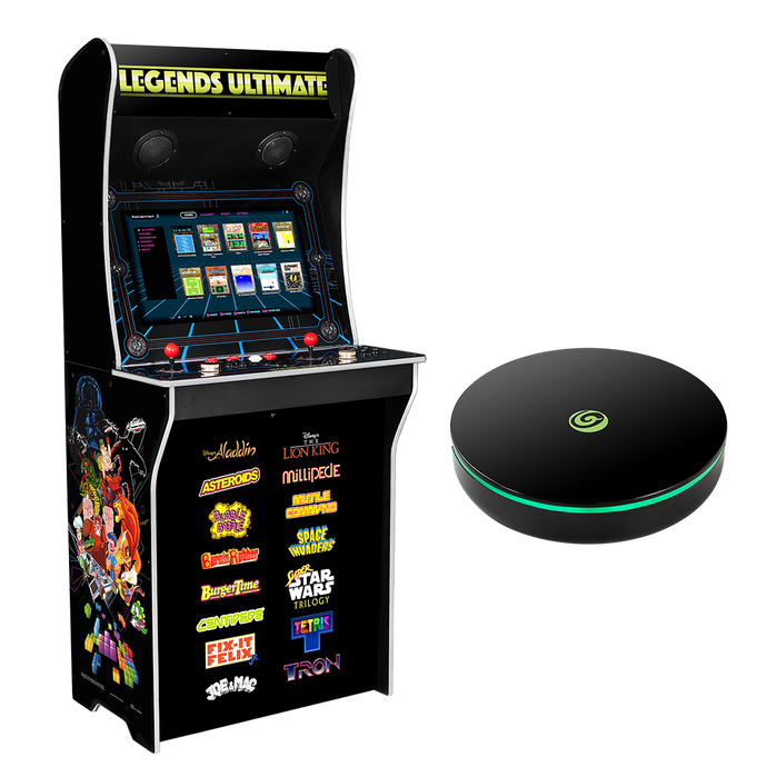 Legends Ultimate + Core Promotion Offer (Valid through January 14th, 2021)