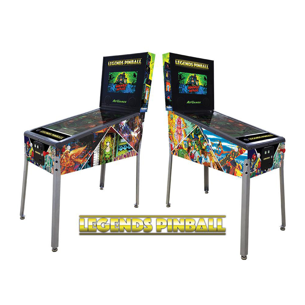 Legends Pinball (HA8819) [Reservation]