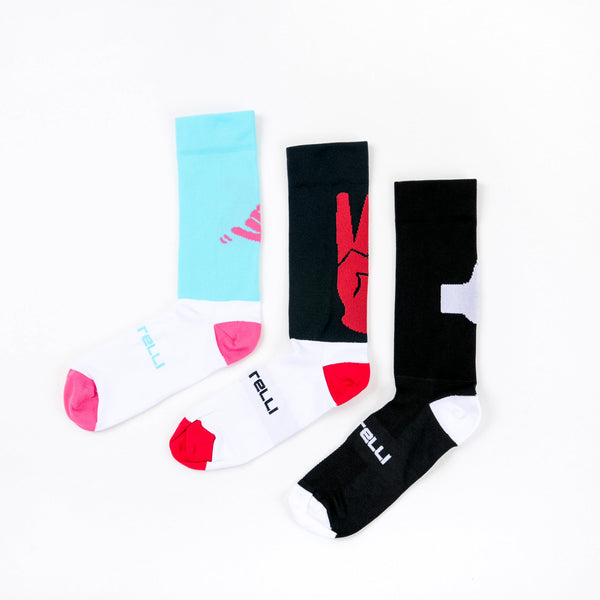 [CHILLERS ONLY] Sock 3-Pack