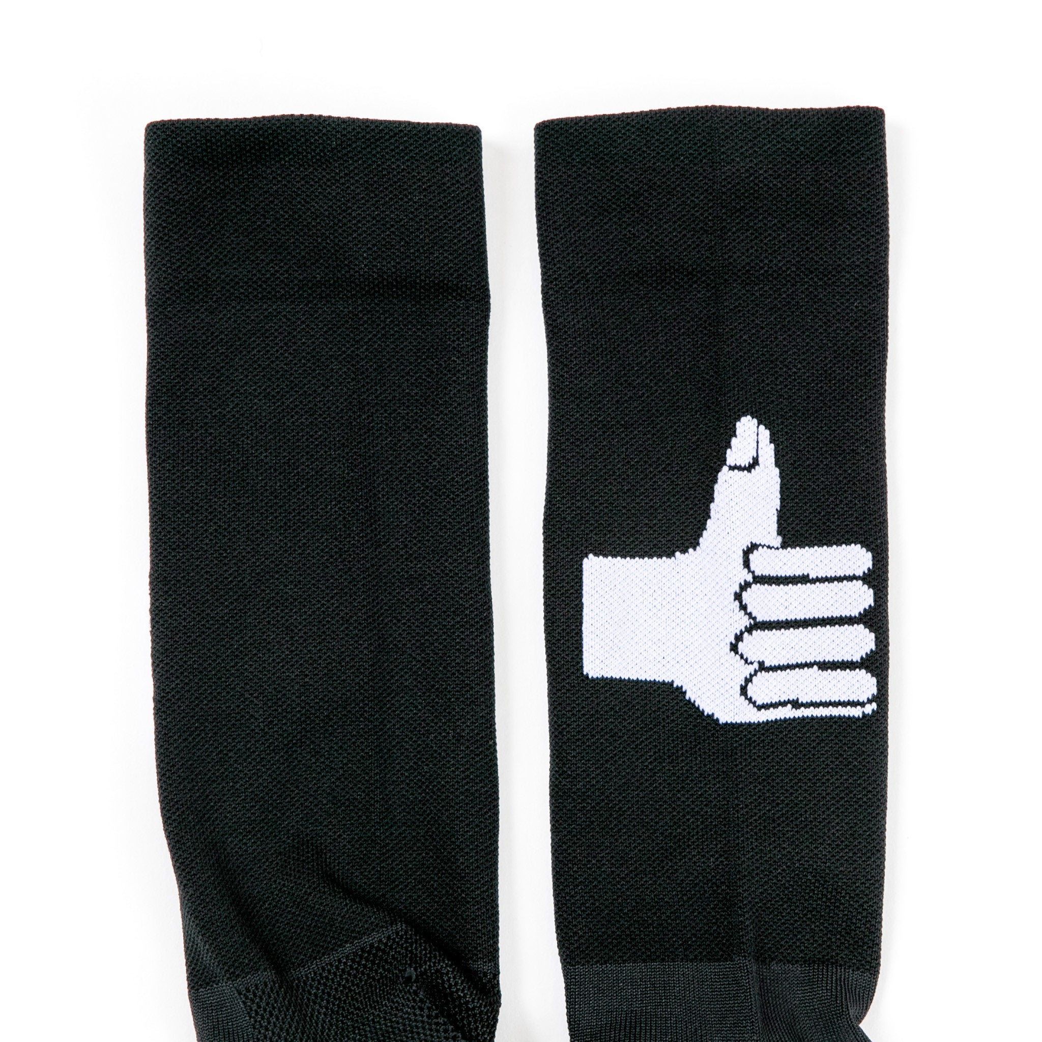 Thumbs-Up Sock