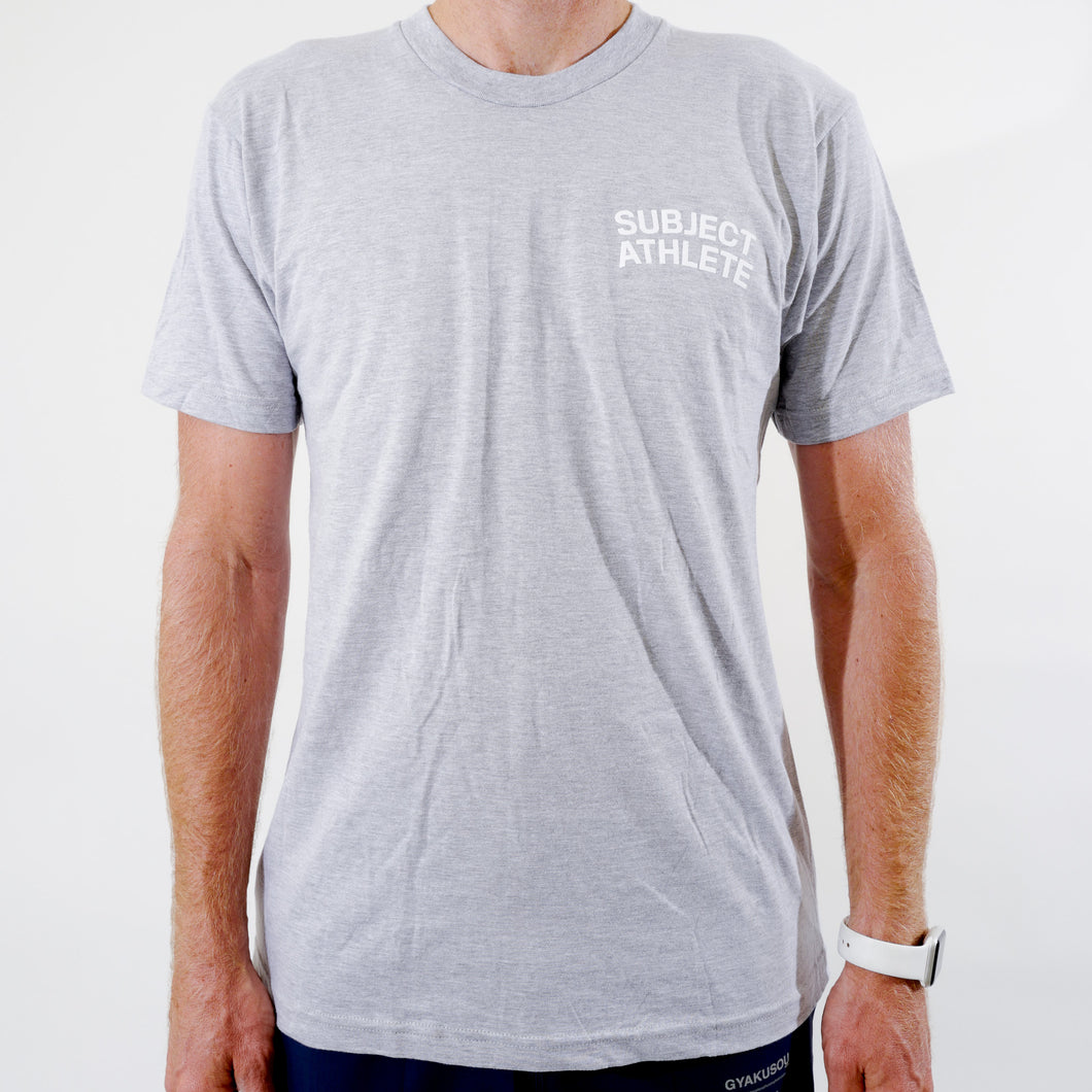 Subject Athlete T-Shirt