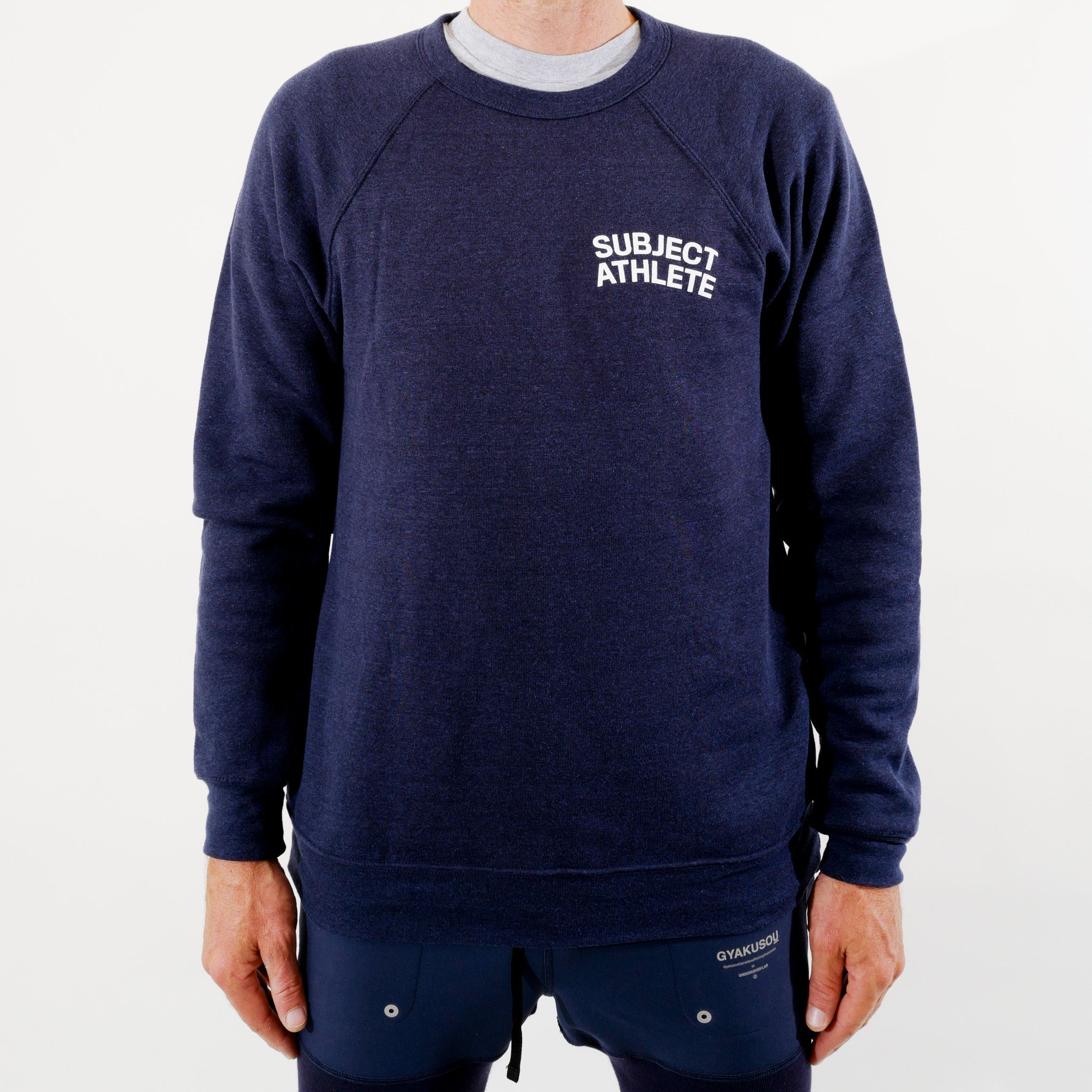Subject Athlete Sweatshirt