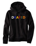 Colors hoodie (3 colors)- unisex