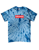 Red Box Logo tie dye tee (3 colors) - unisex