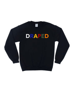 Colors sweater (2 colors)- unisex