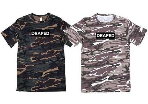 Original Bogo camo tee (2 colors) - unisex
