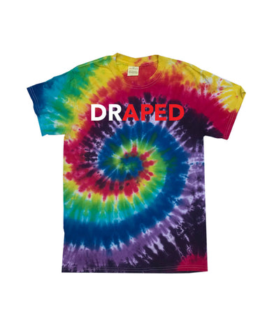 Effortless tie dye tee (3 colors)- unisex