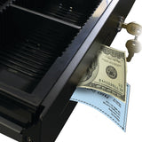 "Adesso MRP-13CD-TR 13"" POS Cash Drawer Tray-Computer Peripherals & Home Office-Adesso-Luxurychill"