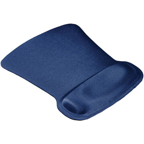 Allsop 30193 Ergoprene Gel Mouse Pad with Wrist Rest (Blue)-Computer Peripherals & Home Office-Allsop-Luxurychill
