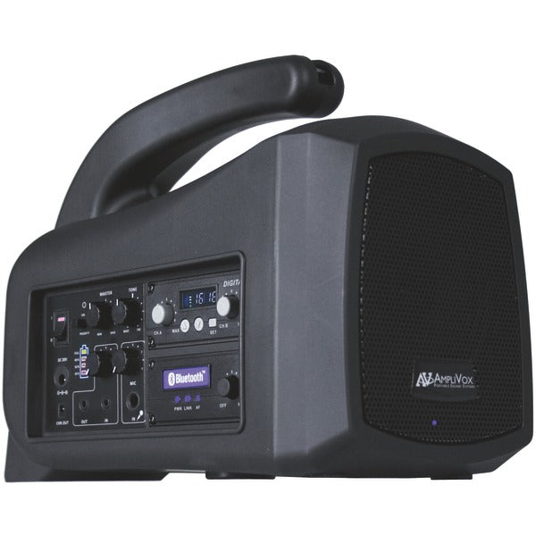 AmpliVox SW320 40-Watt Bluetooth Mity-Lite Portable PA-Pro Audio & Home Entertainment-Amplivox-Luxurychill