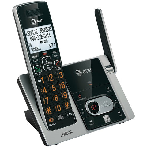 AT&T ATTCL82313 Cordless Answering System with Caller ID-Call Waiting (3-handset system)-Computer Peripherals & Home Office-At&t-Luxurychill