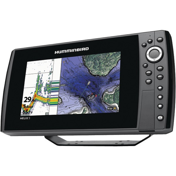 Humminbird 410070-1 HELIX 9 CHIRP GPS G2N Fishfinder-Outdoor Recreation & Fitness-Humminbird-Luxurychill