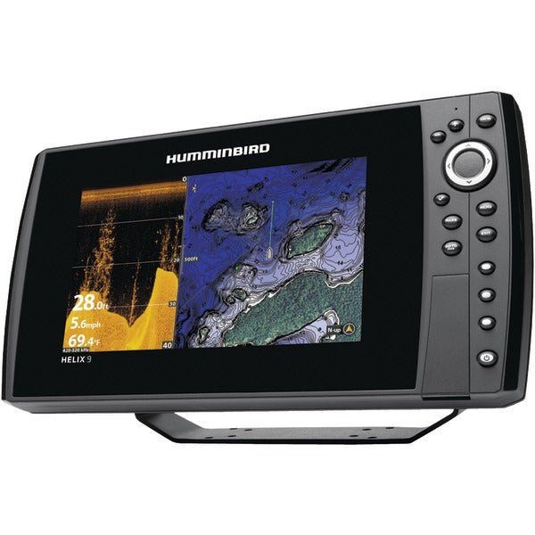 Humminbird 410080-1 HELIX 9 CHIRP DI GPS G2N Fishfinder-Outdoor Recreation & Fitness-Humminbird-Luxurychill