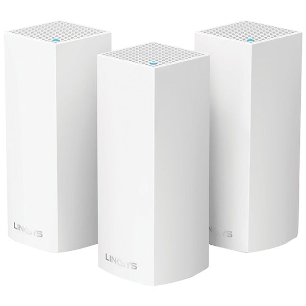 Linksys WHW0303 Velop Whole-Home Mesh Wi-Fi System, 3 pk-Computer Peripherals & Home Office-Linksys-Luxurychill