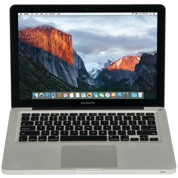 "REFURBISHED Apple MD101-i5-4-500 Certified Preloved 13"" MacBook Pro-Computer Peripherals & Home Office-Apple-Luxurychill"
