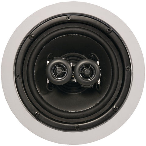 "ArchiTech AP-611 6.5"" 2-Way Single-Point Stereo In-Ceiling Loudspeaker-Home Theater & Custom Install-Architech-Luxurychill"