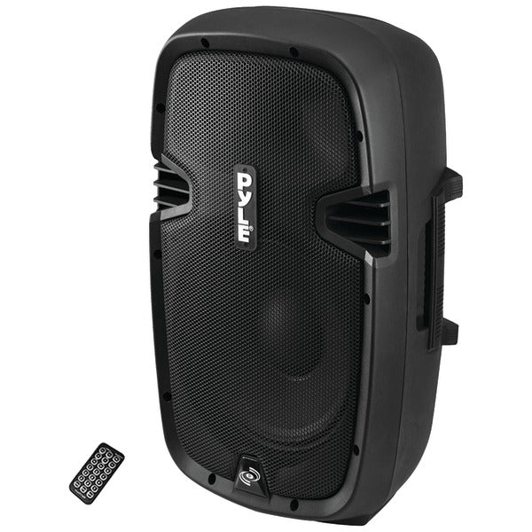 Pyle Pro PPHP1537UB Bluetooth Loudspeaker PA Cabinet Speaker System-Pro Audio & Home Entertainment-Pyle Pro-Luxurychill