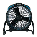 XPOWER X-47ATR X-47ATR Pro 3,600cfm Axial Air Mover-Dryer-Fan with Timer & Power Outlets-Appliance Accessories Tools & RTO-Xpower-Luxurychill