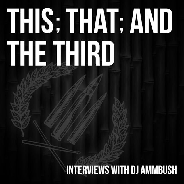 This; That; and The Third: The DJ Daric B Interview