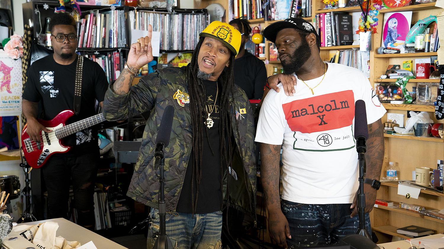 Smif-N-Wessun Revisit