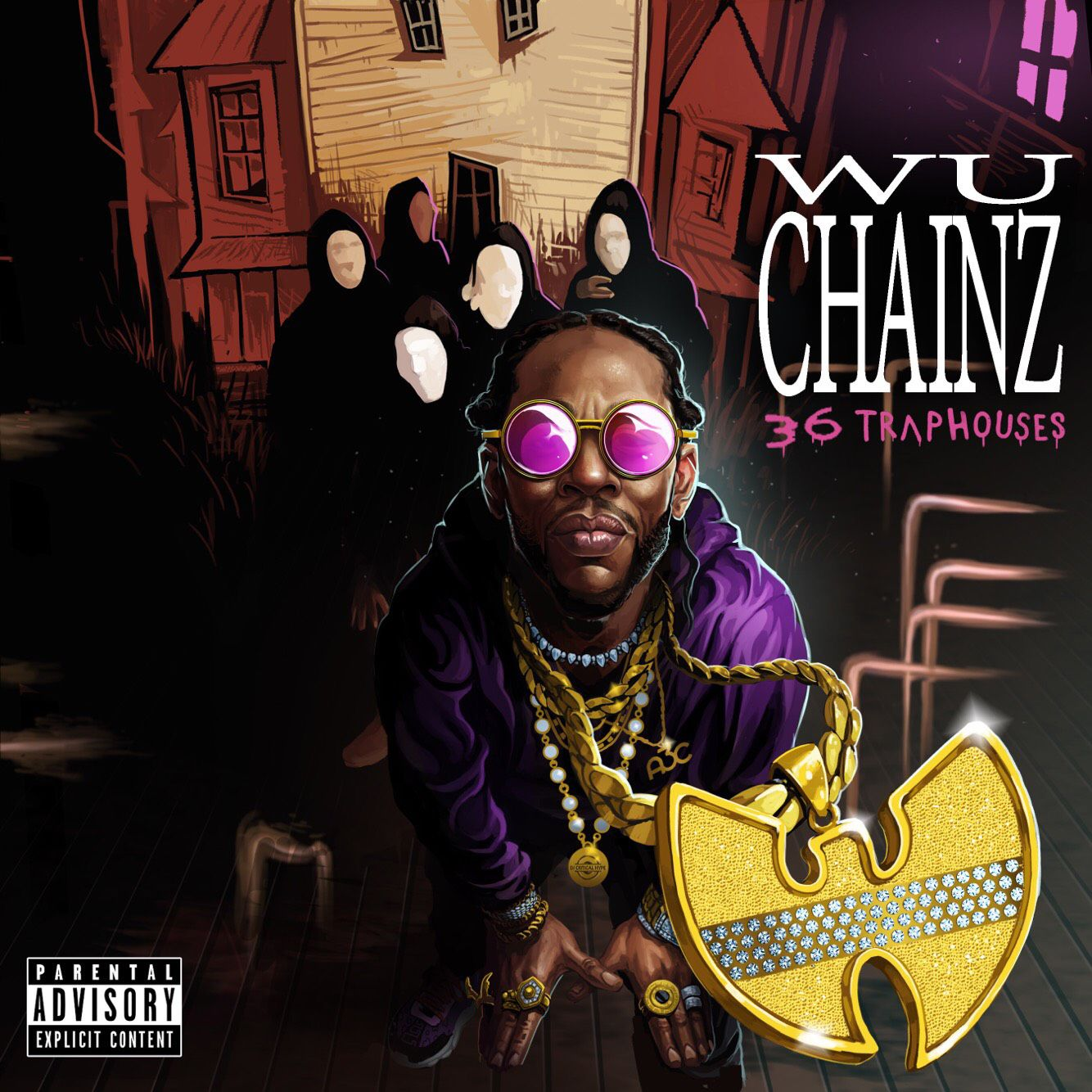 Wu-Tang Clan, 2 Chainz Release Joint Mixtape as 'Wu-Chainz'