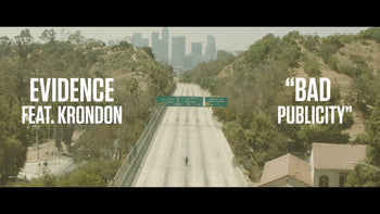 Evidence - Bad Publicity feat. Krondon (prod. by Nottz) [Official Video]