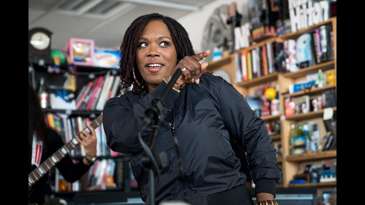 Video: Ill Camille: NPR Music Tiny Desk Concert