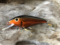 50mm Vibrating Rattler Lure - Orange
