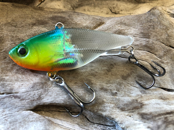 65mm / 18g Soft Vibe Lure ~ BAITFISH