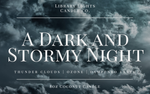 8oz Jar Candle - A Dark and Stormy Night