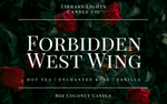 8oz Jar Candle - Forbidden West Wing