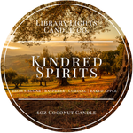 6oz Tin Candle - Kindred Spirits