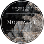 6oz Tin Candle - Montague