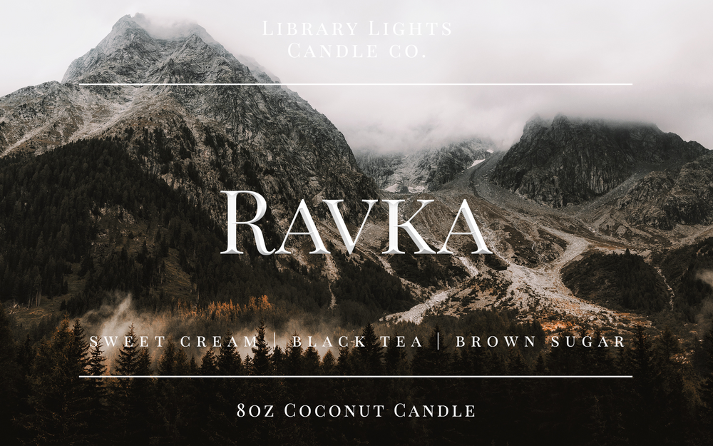 8oz Jar Candle - Ravka