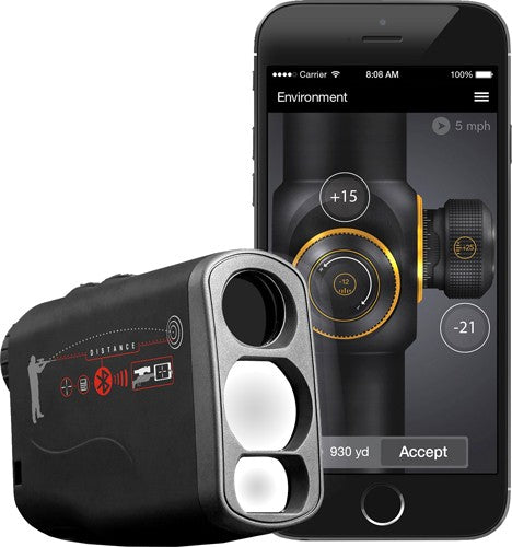 ATN LASER RANGE FINDER 1500 W/BLUETOOTH - Hot Sporting Optics