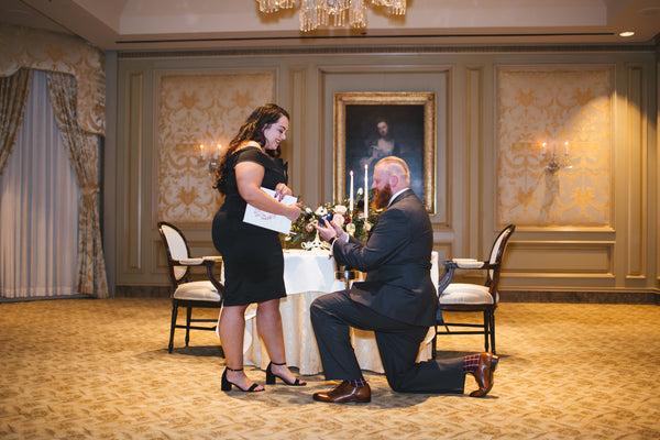 New Orleans proposal, private NOLA proposal, NOLA proposal, baseball proposal, the box sock, the yes girls, the yes girls events, New Orleans, New Orleans Weekend