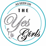 The Yes Girls as seen on badge