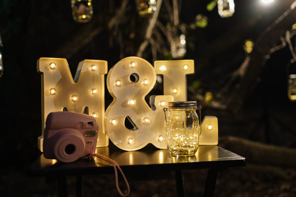 hanging lantern proposal, san diego proposal, the yes girls events, the box sock, thin engagement ring box, night time proposal, twinkle light proposal