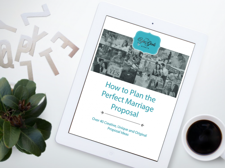 The Yes Girls Marriage Proposal ebook