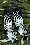 palms design sock for guys