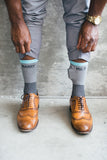 proposal socks with hidden pocket for men