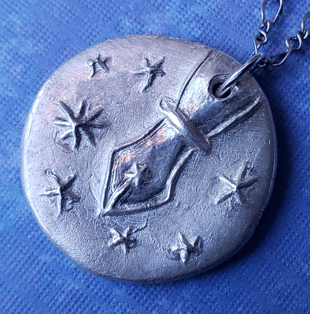 Written in the Stars Pendant