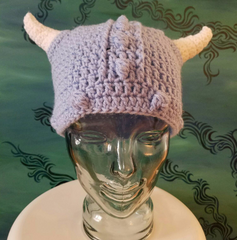 Viking Helmet Hat (Made to Order)